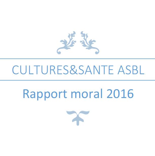 rapport moral 2016