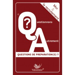 jeu de cartes moi le recrutement questions de preparations