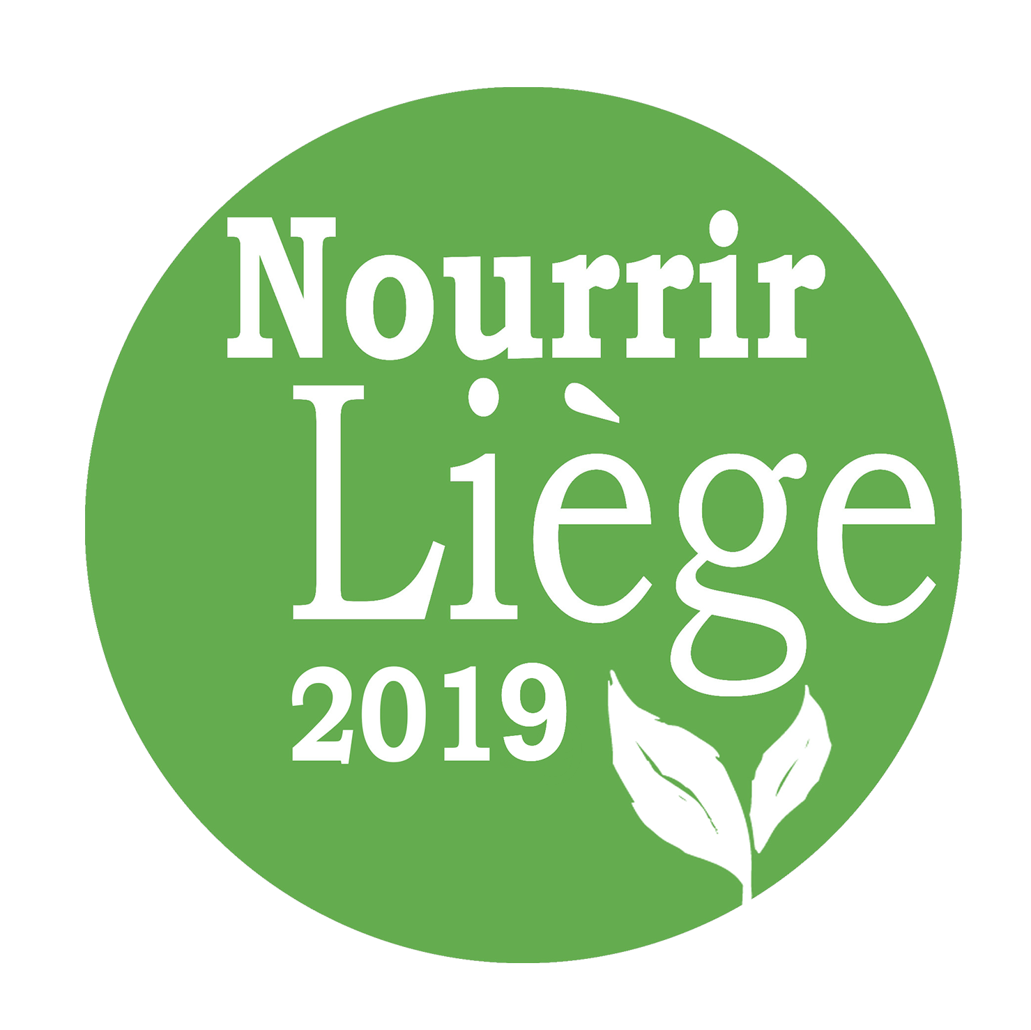 nourrir liege 2019 logo home