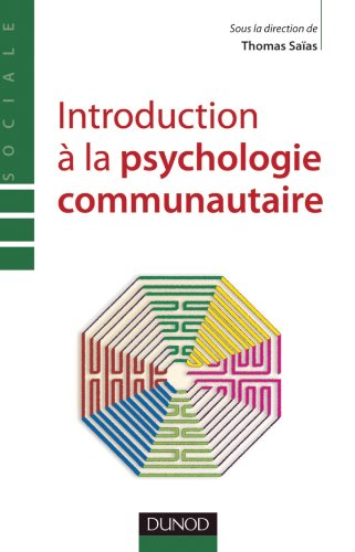 introduction a la psychologie communautaire