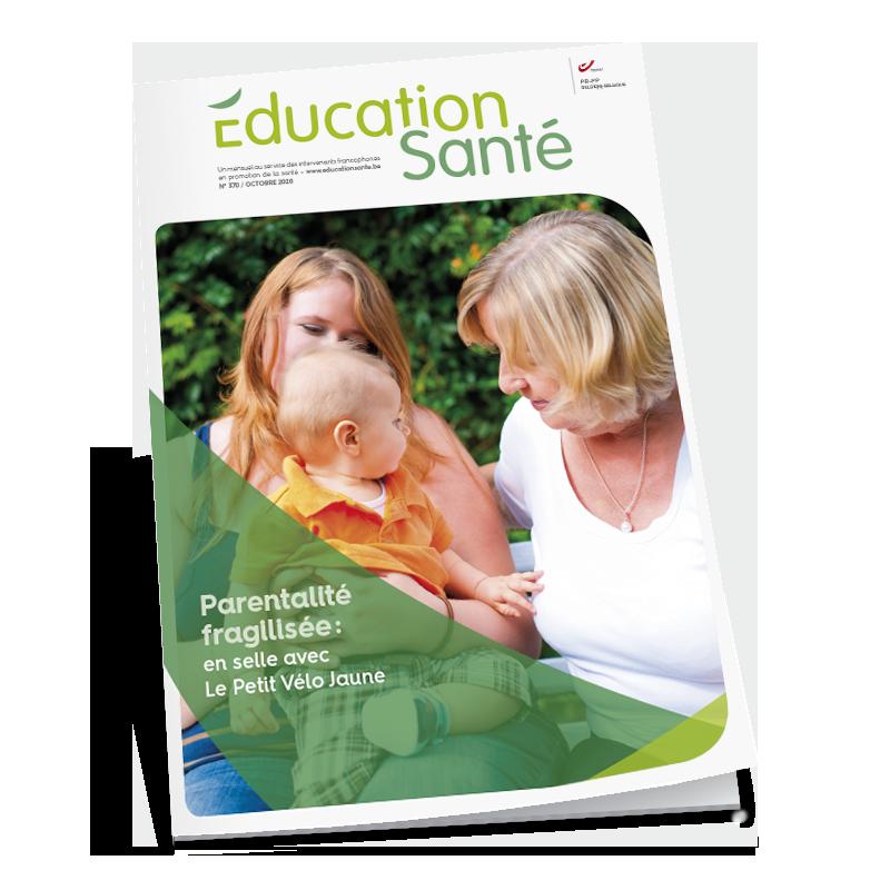 education santé article CLPS covid